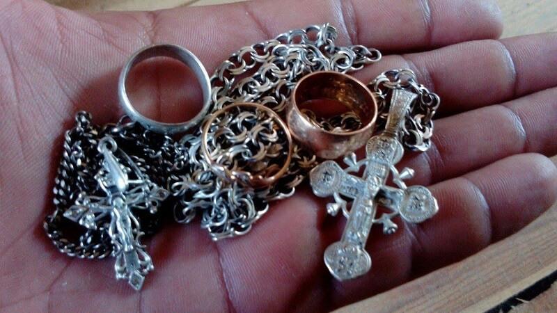 примета потерять серебряное кольцо