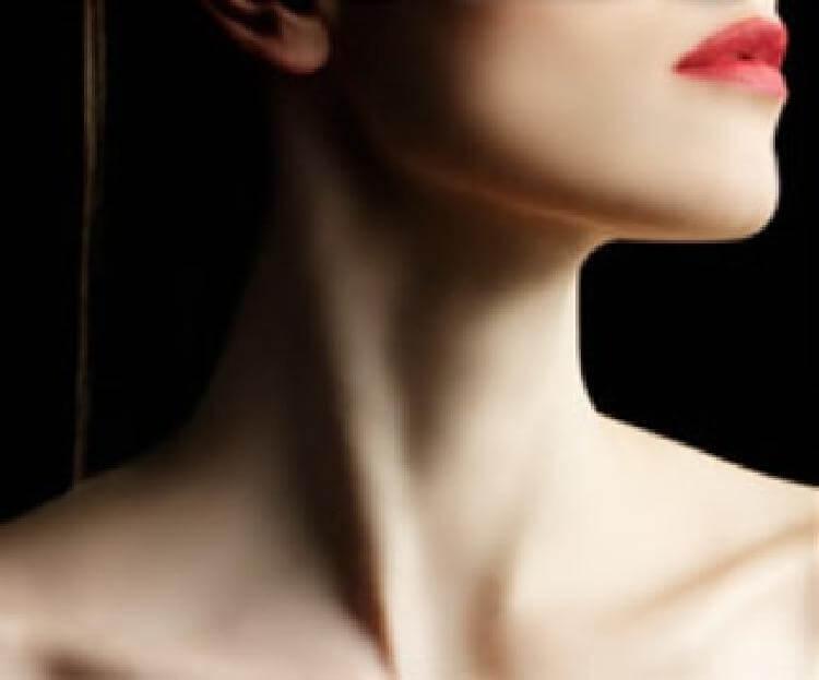 Как убрать морщины на шее
