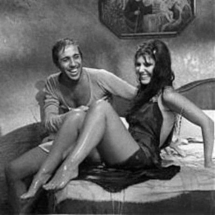 Адриано Челентано и Клаудия Мори: 50 лет вместе