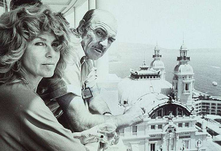 40 лет вместе: Шон Коннери до сих пор называет жену «любовью всей своей жизни» — Лайм